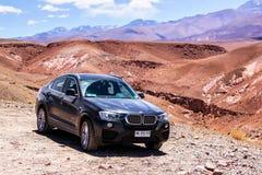 BMW F26 X4 Royaltyfria Bilder