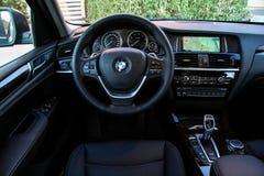BMW F26 X4 Arkivbilder