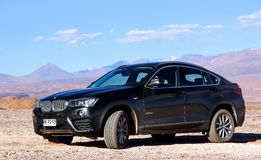 BMW F26 X4 Royalty Free Stock Images