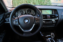 BMW F26 X4 Stock Images