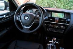 BMW F26 X4 Royalty Free Stock Image