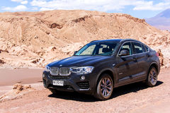 BMW F26 X4 Royalty Free Stock Photos