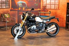 BMW-Fahrrad Lizenzfreies Stockbild