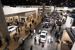 BMW fair stand at 64th IAA Frankfurt 2011. BMW fair stand at 64th International Motor Show in Frankfurt (September 15-25, 2011 Royalty Free Stock Photography