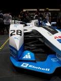 BMW-Formule E in Genève 2019 royalty-vrije stock foto
