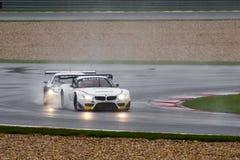 BMW gegen audi Stockfoto