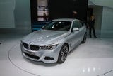 BMW in Geneve Motor Show Stock Photos