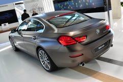 BMW Gran för 6 serie Coupe Arkivfoton