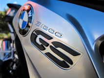 BMW 1200 GS L.C. Royalty Free Stock Photos