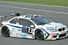 BMW GT3 Royalty Free Stock Images