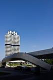 BMW högkvarter Fotografering för Bildbyråer
