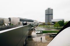 BMW högkvarter i Munich Royaltyfri Foto