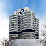 BMW-Hauptsitze lizenzfreie stockbilder