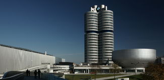 BMW Headquarters Stock Image