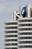BMW Headquarters Stock Images
