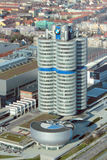 BMW Headquarters Münich, Germany. Royalty Free Stock Photos