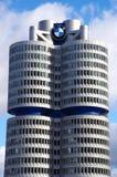 BMW Headquarters Munich Germany Royalty Free Stock Image