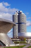 BMW Headquarters Munich Germany Royalty Free Stock Photography