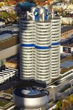 BMW Headquarters Munich royalty free stock image