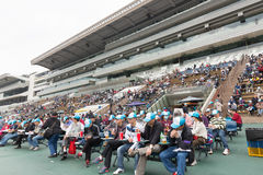 BMW Hong Kong Derby Raceday Stock Image