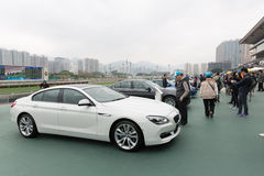 BMW Hong Kong Derby Raceday Royalty Free Stock Images