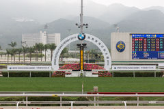 BMW Hong Kong Derby Raceday Stock Photo