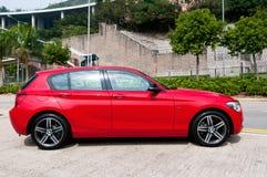 BMW 118i体育 图库摄影