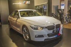 BMW 320i汽车 库存照片