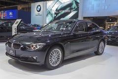 BMW 320i豪华汽车 库存照片
