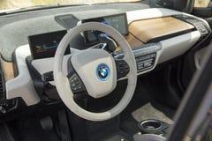 BMW i3 fotografie stock