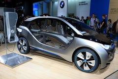 BMW i3概念 免版税库存图片