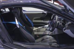 BMW i8汽车 免版税库存照片
