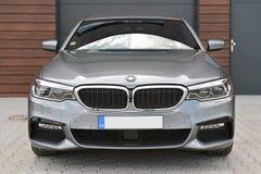 BMW 540i Стоковые Фотографии RF