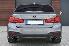 BMW 540i Стоковое Фото