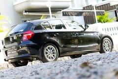 BMW 118i 免版税库存照片