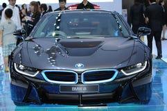 BMW i8 库存照片