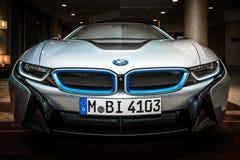 BMW i8 Fotografia de Stock