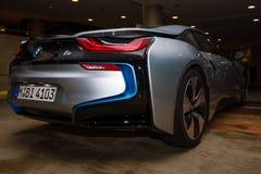BMW i8 Imagem de Stock