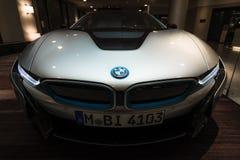 BMW i8 Imagens de Stock Royalty Free