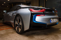 BMW i8 Images stock