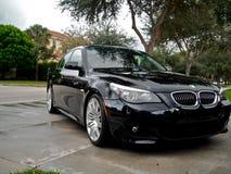 BMW 550i Stockbilder