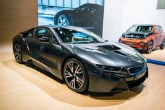 BMW i8 Royaltyfri Foto