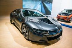 BMW i8 Fotografia Royalty Free