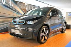 BMW i3 Stock Foto