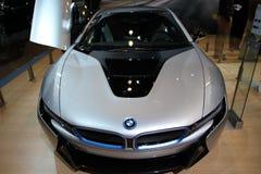 BMW I8 2015 Fotografia Stock