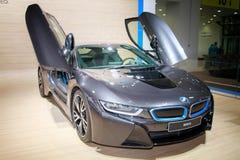BMW i8 Fotografia Stock