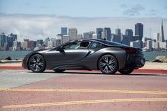 BMW i8 Lizenzfreie Stockfotos