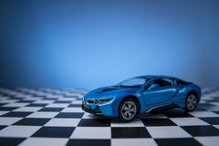BMW i8 Obrazy Stock