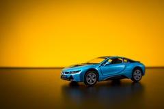 BMW i8 Zdjęcia Royalty Free