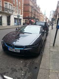 BMW i8 Photos stock